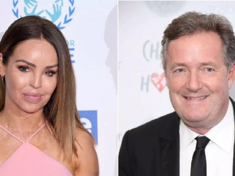 Katie Piper admits her not-so-secret crush is Piers Morgan: 'I really fancy him'