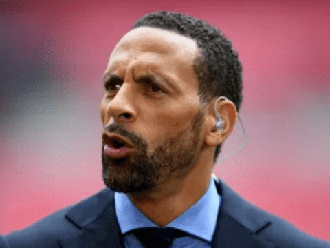 Rio Ferdinand slams Fred after Lionel Messi's second goal against Manchester United