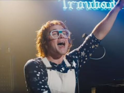 Rocketman promises a wonderfully exuberant trip even through Elton John's darkest moments