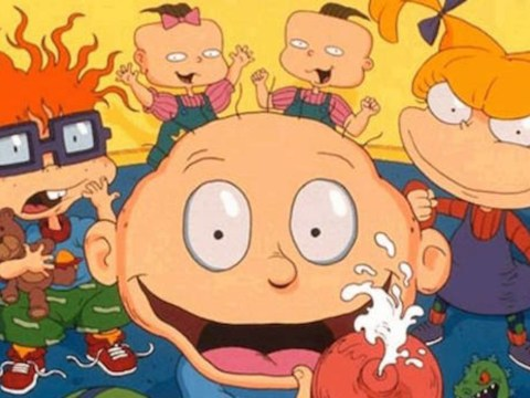 A live action Rugrats film will feature Tommy Pickles as a CGI baby and we're scared