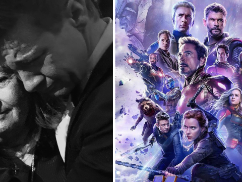 Jeremy Renner is all of us as he cries over 'Avengers family' ahead of Endgame