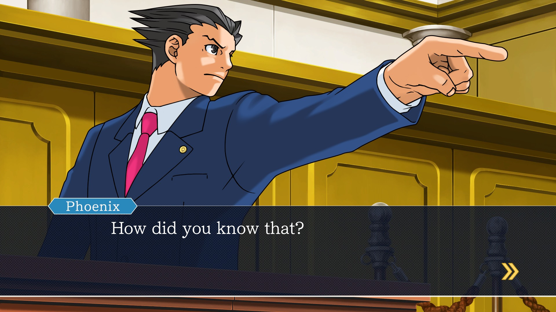 Phoenix Wright: Ace Attorney Trilogy (NS) - the world's least accurate law drama