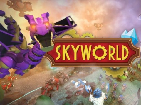 Skyworld VR review – virtual tabletops
