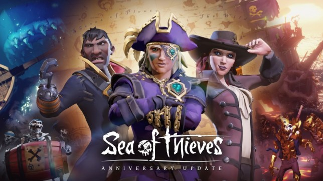 Sea Of Thieves - is it on the wrong format?
