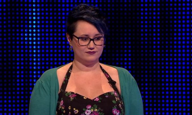 Autistic contestant on The Chase