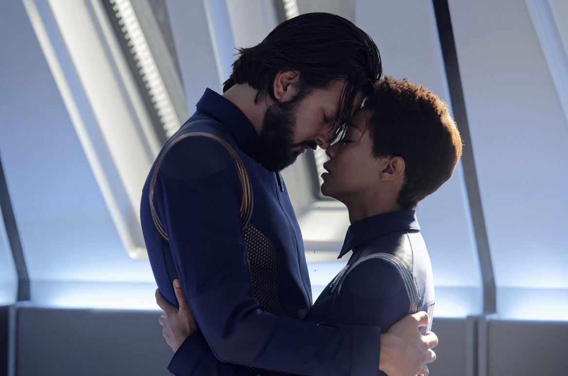 Star Trek Discovery spoilers: Shazad Latif explains why there is no way back for Tyler and Burnham