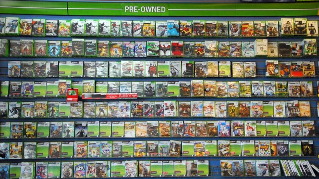 The days of pre-owned games are coming to an end