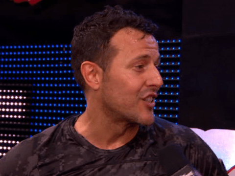 Steps star Lee Latchford-Evans crashed out of Ninja Warrior UK and you can probably guess the joke he made