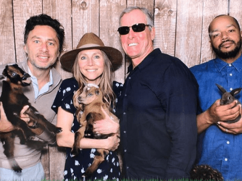 Scrubs cast reunite for Easter getting our hopes up for a reboot all over again