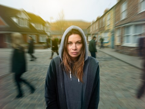 Where has Carla Connor been in Coronation Street and what happened to her?