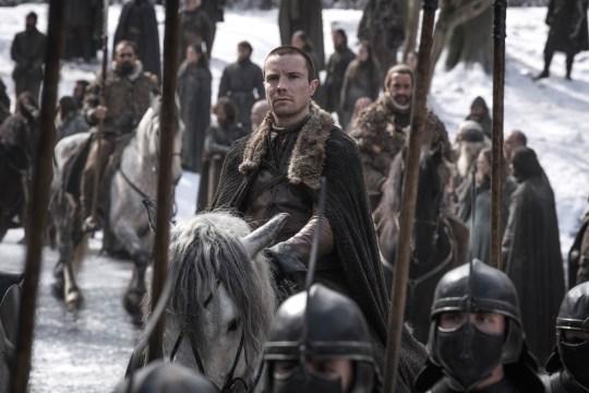 Joe Dempsie as Gendry Game of Thrones