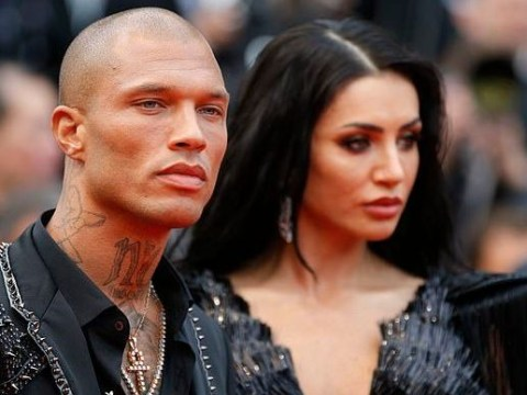 Jeremy Meeks confirms he's 'still very much in love' with Chloe Green after hitting Cannes red carpet with model