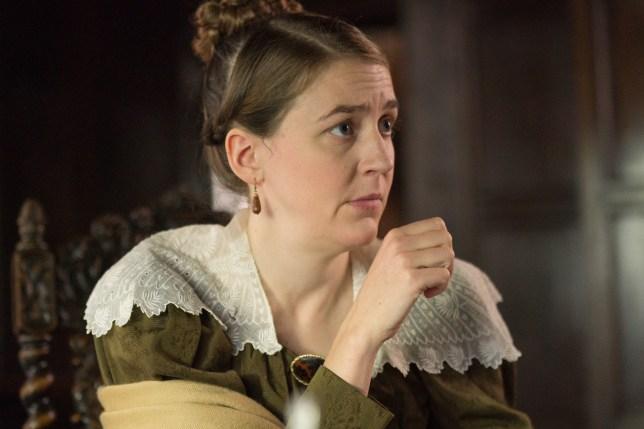 Gemma Whelan in Gentleman Jack