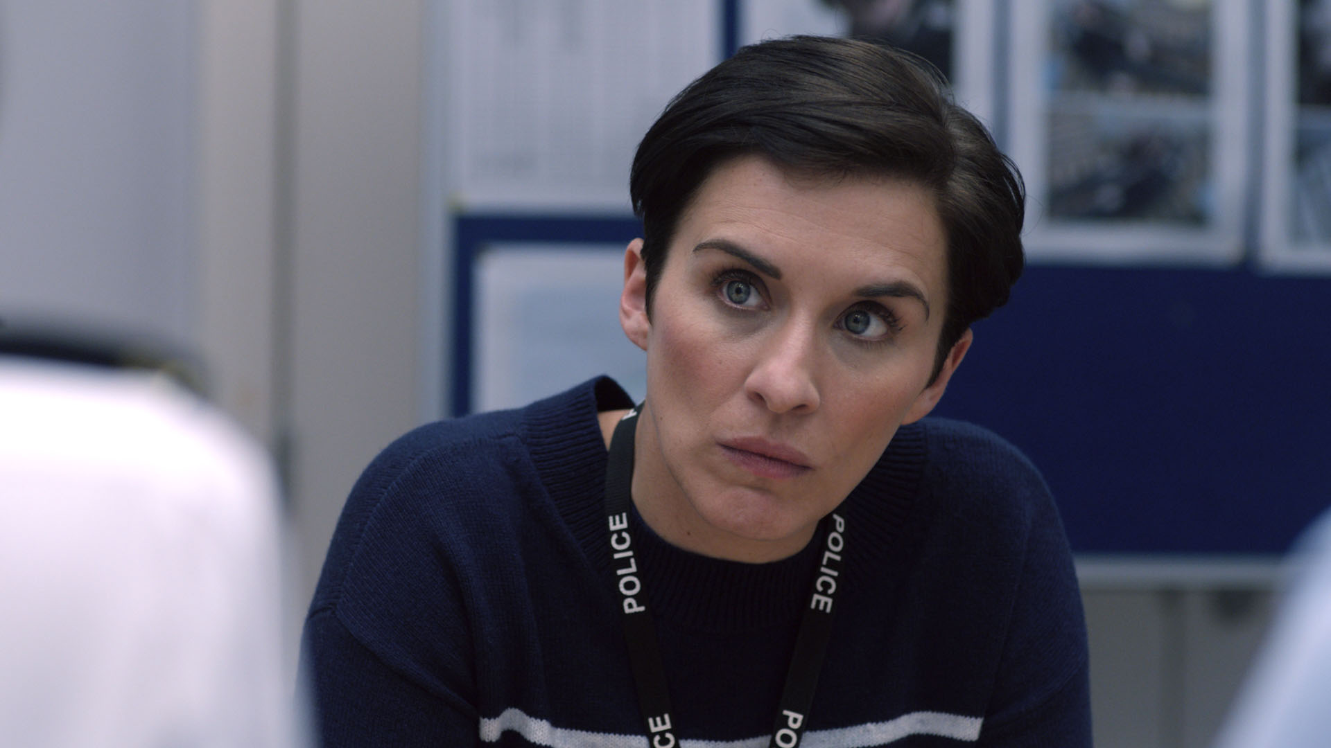 Vicky McClure shares adorable Line of Duty throwback ahead of tonight's season 5 finale