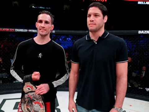 Bellator champion Rory MacDonald confirms intention to fight Neiman Gracie