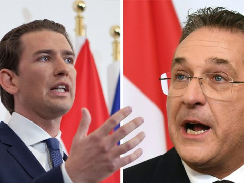 Austrian vice chancellor resigns over leaked video 'promising government contracts to Russian investor'
