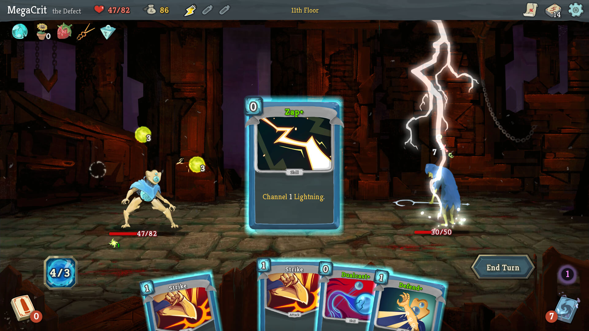 Slay The Spire (PS4) - feat is in a cards