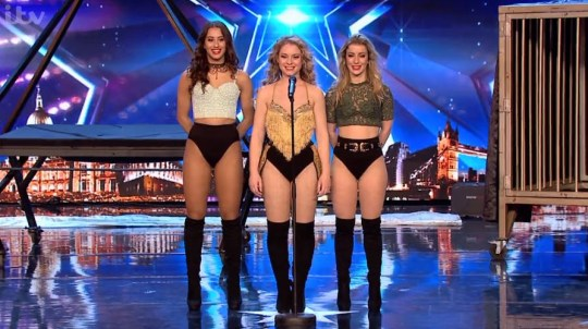 Angels Inc on BGT
