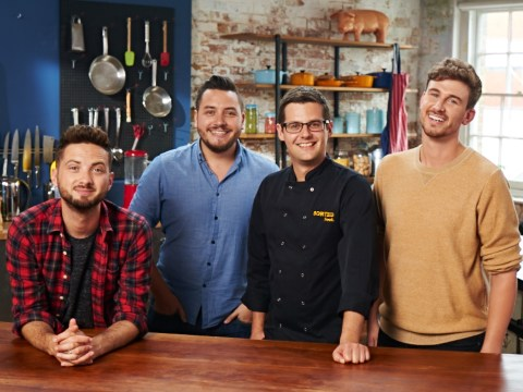 Co-founders and friends behind Sorted Food reveal how a life-changing business idea came from a catch up at the pub
