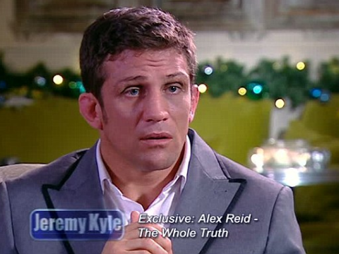 I regret appearing on The Jeremy Kyle Show