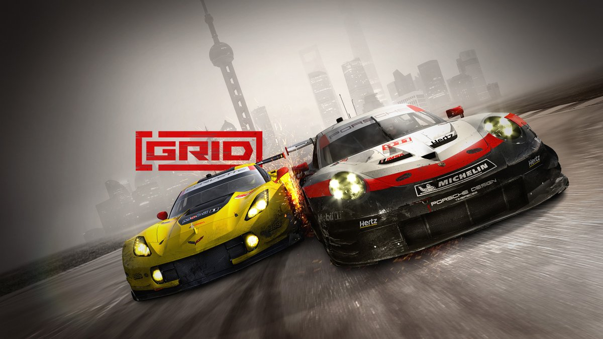 Codemasters announces GRID 4, but just calls it GRID