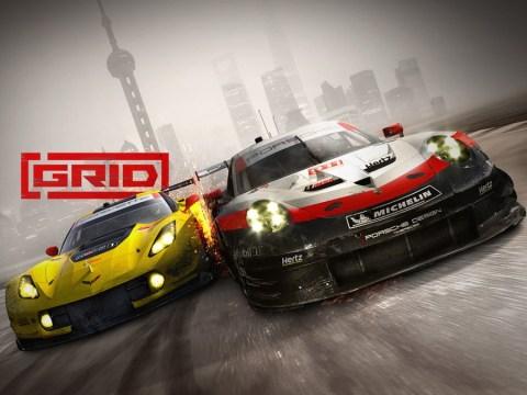 Codemasters announces GRID 4, but just calls it GRID