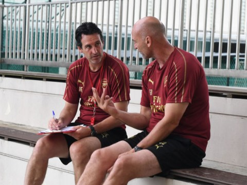 Arsenal confirm backroom shake-up as Unai Emery replaces Steve Bould with Freddie Ljungberg