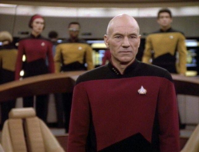 Star Trek: Picard is the official title announced for Amazon Prime's spin-off series
