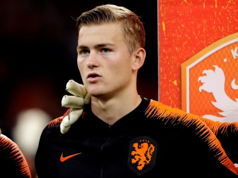 Frenkie de Jong urges Matthijs de Ligt to snub Man Utd and Liverpool and join him at Barcelona
