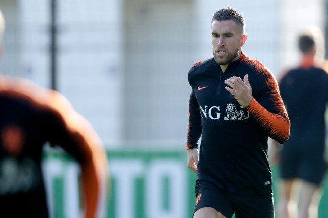 GettyImages-1048023176 Marseille offer Kevin Strootman to Manchester United