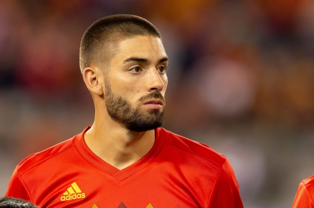 Arsenal failed with a bid to sign Yannick Carrasco in January