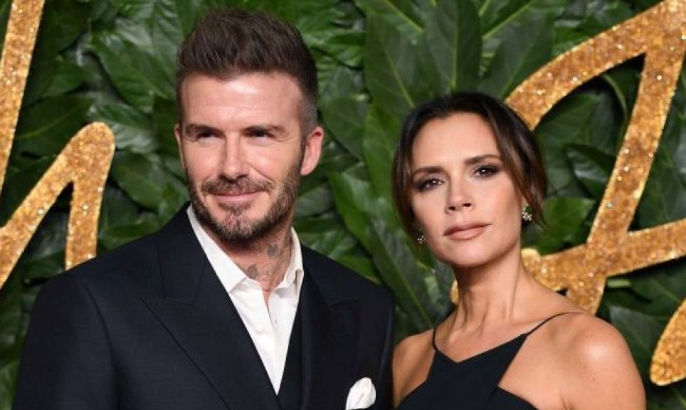 Victoria And David Beckham S 20 Years Of Marriage In Photos Metro News