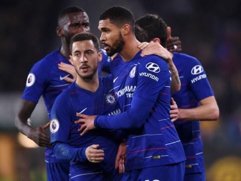 Chelsea must accept Eden Hazard's decision should he join Real Madrid, says Ruben Loftus-Cheek