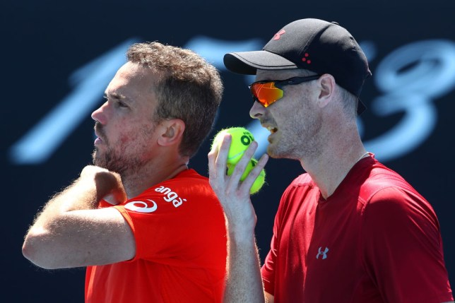 Bruno Soares has split with Jamie Murray