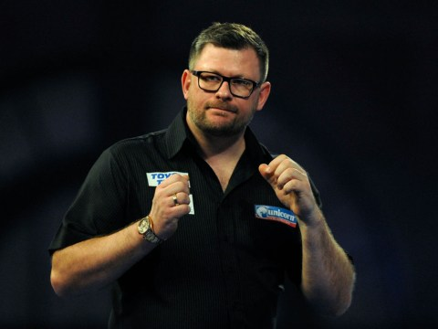 James Wade fires warning to the rest of the Premier League Darts field as finals night approaches