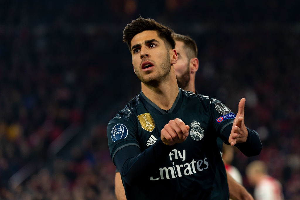 Jurgen Klopp asks Liverpool to move for Marco Asensio again