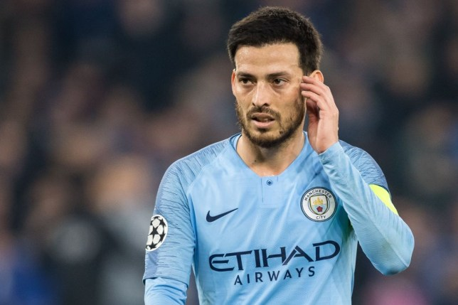 David Silva is considering his future at Manchester City