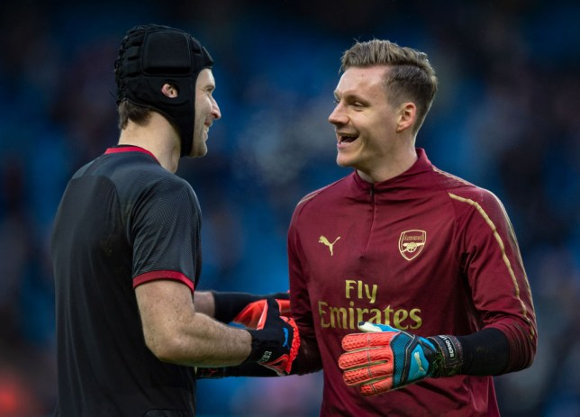 Arsenal's Bernd Leno should start against Chelsea rather than Petr Cech, according to Danny Mills