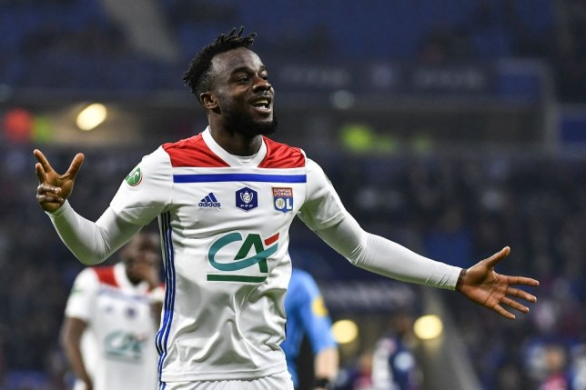 Liverpool have been linked with Lyon attacker Maxwel Cornet