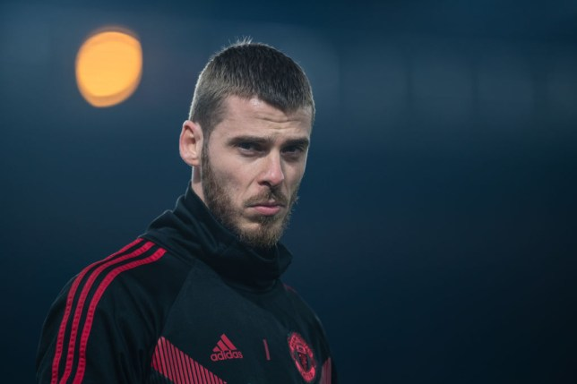 Manchester United will not buy a new goalkeeper if David de Gea leaves