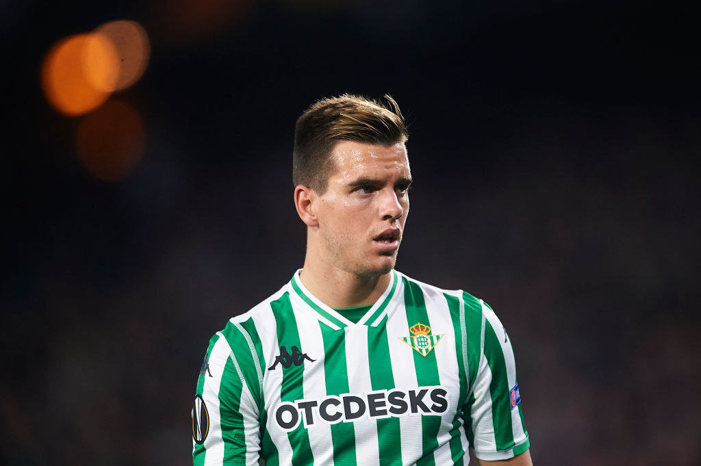 Manchester United make rival move for Tottenham target Giovani Lo Celso