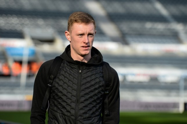 Manchester United are interested in signing Newcastle United star Sean Longstaff