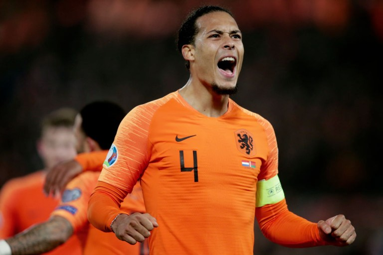 Ronald Koeman appointed Virgil Van Dijk as captain on a permanent basis