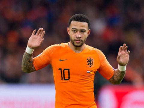 Liverpool not interested in Memphis Depay despite cryptic Instagram post