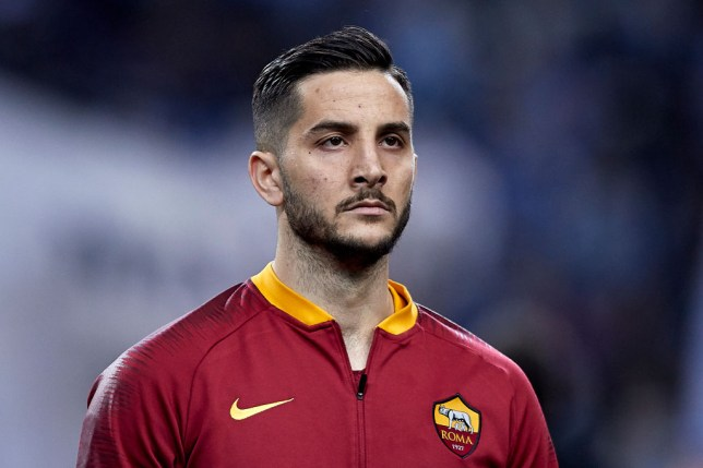 Roma centre-back Kostas Manolas is on Arsenal's summer shortlist