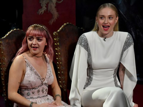 Game Of Thrones star Sophie Turner hilariously rejects Maisie Williams' request to be her date to the Dark Phoenix premiere