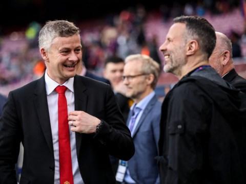 Ole Gunnar Solskjaer consulted Ryan Giggs over £15m Daniel James transfer