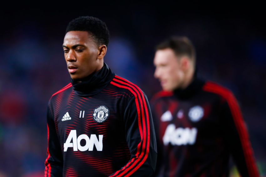 Anthony Martial has reportedly infuriated Manchester United boss Ole Gunnar Solskjaer