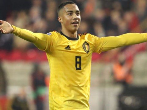 Manchester City make contact with Man Utd & Arsenal transfer target Youri Tielemans over move