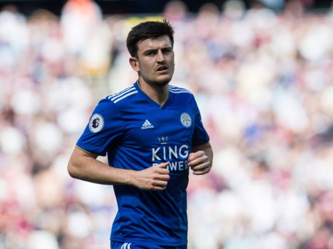 Leicester City set price for Manchester United or Manchester City to sign Harry Maguire